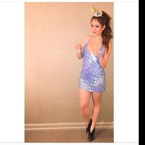 Motel Rocks Shine Dress